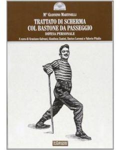 Trattato di Scherma col bastone da passeggio - Difesa Personale