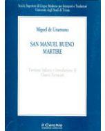 San Manuel Bueno martire